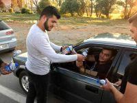 Seydişehir'de sürücülere iftar