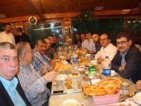 İl Genel Meclisi üyeleri iftarda buluştu