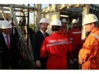 Enerji ve Tabii Kaynaklar Bakanı Albayrak, Kırklareli'nde