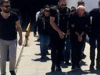 Sarallar çetesinin lideri Ümit Saral ile 6 üyesi tutuklandı