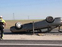 Konya'da bayram yolunda kaza: 6 yaralı
