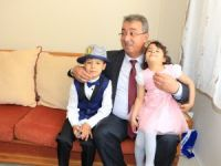 Hançerli'den Bayram ziyareti