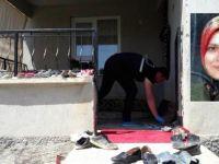 Konya'da akıl almaz olay: Duvarda asılı tüfek...