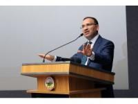 Adalet Bakanı Bozdağ: (2)