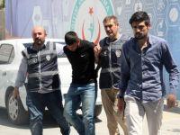 Konya'da 18 yaşındaki suç makinesi tutuklandı