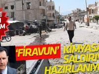 Suriye'de katliam geliyorum diyor! Dünya seyrediyor!