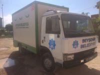 Beyşehir'de mobil cenaze yıkama ve morg aracı dönemi