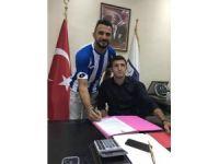 Kaya Tarakçı, BŞB Erzurumspor'da