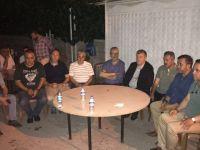 Konyaspor yönetiminden Seyfi Erkan'ın ailesine taziye ziyaret