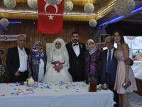 Büşra ile Fatih'den mutluluğa evet