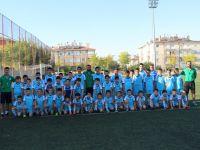 Futbolun merkezi Şehit Muharrem Samur Suni Çim Sahası