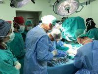 Kötü huylu tümörle kol ve bacakta oluşan kısalık ameliyatla giderildi