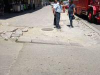 Seydişehir'de cadde ihalesi yapıldı