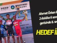 Ahmet Örken'in hedefi ilk 3
