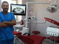 20'lik diş çürük dişin yerine nakledildi