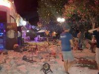 Yunanistan'ın Kos Adası'nda 2 kişi deprem sebebiyle hayatını kaybetti