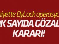 Emniyette ByLock operasyonu: Çok sayıda gözaltı kararı!