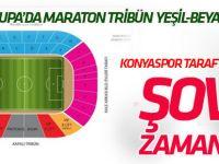 Süper Kupa'da süper kura:  Maraton tribün Konyaspor'un