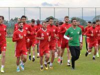 Sivasspor yeni sezon hazırlıklarını sürdürüyor