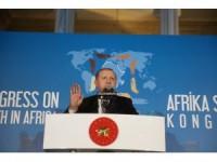 """""""Afrika'da Sağlık"""" başlıklı Uluslararası Kongre Gala Yemeği"""