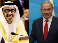 """BAE'nin İsrail ile """"gizlice"""" görüştüğü iddiası"""