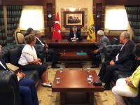 """Turizmin Oscar'ı """"Fijet Altın Elma"""" Konya'ya Veriliyor"""
