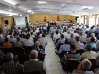 Saadet Partisi divan toplantısı yapıldı