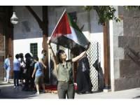 İsrail'in Mescid-i Aksa'ya yönelik ihlallerine tepkiler