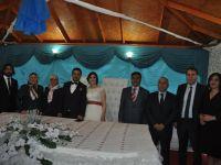 Ali ihsan Yalçın oğlunun evlendirdi