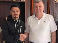 Atiker Konyaspor'un yeni transferi Musa Araz