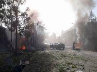 Bombalı araç patladı: Onlarca ölü ve yaralı var...