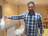 Selçuklu'da AK Parti'de delege seçimleri gerçekleştirildi