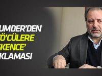 Mazlum-Der'den  FETÖ'cülere işkence iddialarıyla ilgili açıklama