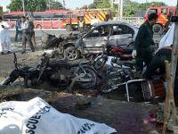Pakistan'da patlama: 25 ölü