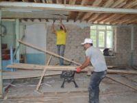 Ortakonak Camii restore ediliyor