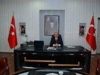 Akşehir Kaymakamı Türk'ten şehit ailelerine ziyaret