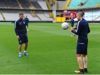 Club Brugge-Medipol Başakşehir maçına doğru