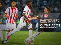 Emenike attı Olympiakos kazandı. Vukovic yedek soyundu