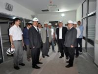 NEÜ Meram Tıp Fakültesi inşaatının yüzde 85'i tamamlandı