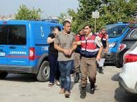 Terör örgütü üyeleri Yunanistan'a kaçmak isterken yakalandı
