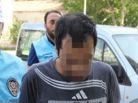 Polis 100'den fazla kamerayı inceleyerek tacizciyi yakaladı
