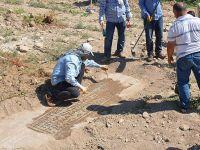 Adıyaman'da bulunan bin 500 yıllık mozaik taşınacak