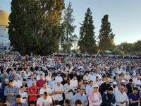 Kudüs Müftülüğü ikindi namazını Mescid'i Aksa'da kılmaya davet etti