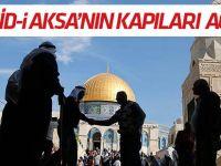 İsrail, Mescid-i Aksa'da geri adım attı