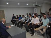 Şaban Topal Genç GİV'de konuştu