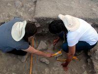 Keçemağara kazısında Roma izleri