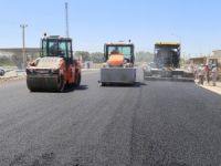 Ereğli'de asfalt çalışması