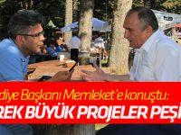 """Bolu'dan Konya kıyası: """"Akyürek büyük projeler peşinde"""""""