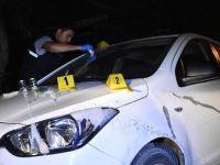 Konya'da Park Halindeki Otomobile Asitli Saldırı