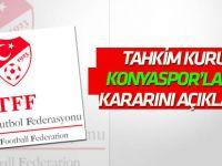 Tahkim Kurulu,  Konyaspor'la ilgili kararını açıklamadı!